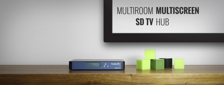 SDShare DVB-T SD Modulator